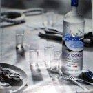 Grey Goose Liquor Magazine Ad New