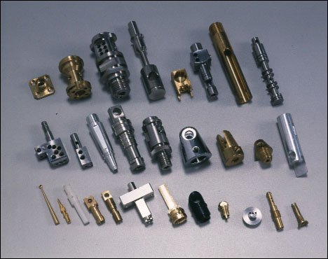 CNC Lathing Parts
