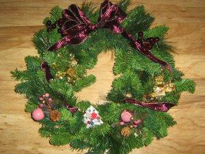 Christmas Wreath - CWR-1105