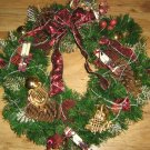 Christmas Wreath - CWR-1101