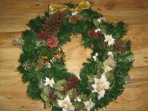 Christmas Wreath - CWR-1103