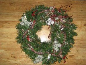 Christmas Wreath - CWR-1104