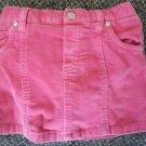 THE CHILDREN'S PLACE Pink Corduroy Skort Girls 24 months