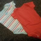 Lot of One Piece Tops Boys Size 3 months GYMBOREE CARTER'S