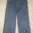 FADED GLORY Carpenter Style Denim Jeans Boys Size 10