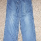 THE CHILDREN'S PLACE Flannel Lined Denim Jeans Girls Size 10