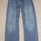 LEVI'S 505 Denim Jeans Boys Size 8  Adjustable Waist
