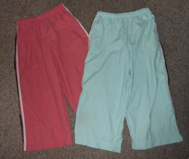 AVIA Lot of Capri Style Pants Ladies Medium