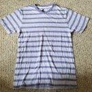 Purple Striped VOLCOM Short Sleeved Boys Top Size 14
