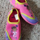 DOC McSTUFFINS Pink Water Beach Shoes Toddler Girls Size 9-10