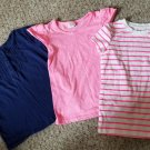 Lot of Short Sleeved Tops CARTER'S CIRCO CHEROKEE Girls Size 4-5