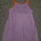 OLD NAVY Purple Print Sundress Girls Size 2T