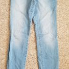 DECREE Hi Rise Faded Denim Jeggings Juniors Size 7