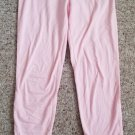 SO Pink Lace Trimmed Leggings Girls Size 10-12 Medium
