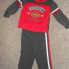 NWT Touchdown Football Athletic Outfit Boys Size 12 months
