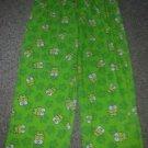 AERO Cartoon Frog Print Sleep Pants Ladies-Juniors XLARGE
