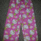 HELLO KITTY Pink Sleep pants Girls Size 4T