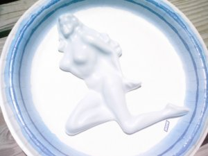 Naked Woman Soap On A Rope