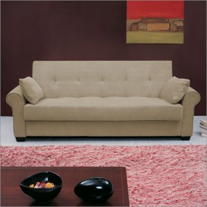 Roxbury Convertible  Modern Sofa Bed