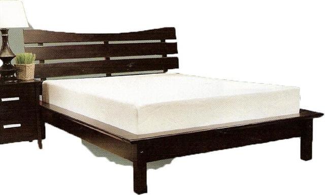 Juliana Queen Mattress platform bed