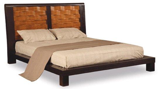 Amie Modern Platform Bed