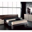 Ofelia modern platform bed