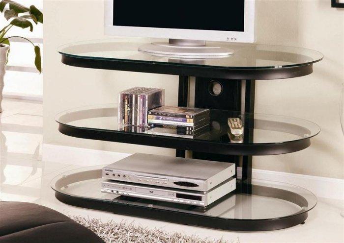Austin  Black TV Stand