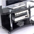 Alba BLACK TV Stand