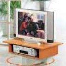 Arianna Contemporary Box TV Stand