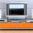 Arrigo Contemporary cherry finish TV Stand