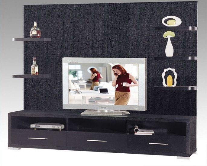 Barbara  Contemporary Wood 6229 TV-Stand