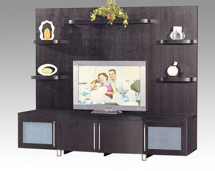 Benedetto Elegant Wood  TV-Stand
