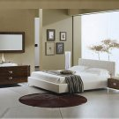 Platform Bedroom Set with Glamour Bed Fly Collection