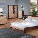 Ferrara Contemporary Style Bedroom Set