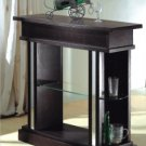 Oliviero Wenge Bar Table