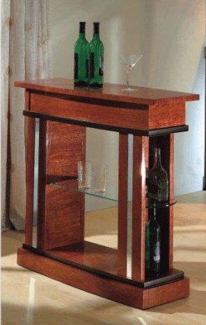 Oliviero-2 Cherry Bar Table