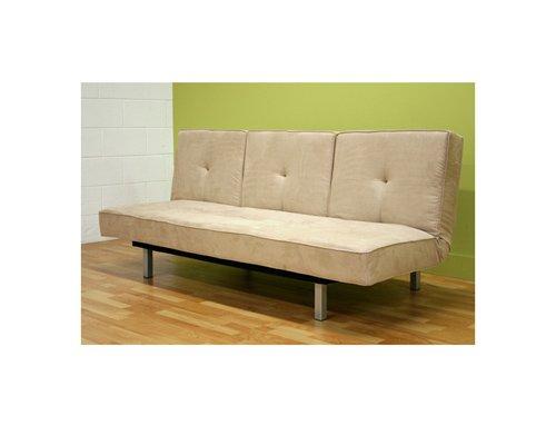 wsi-FS36733 // Artie Microfiber Convertible Sofa