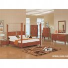 The Park Avenue Canopy Bedroom Set