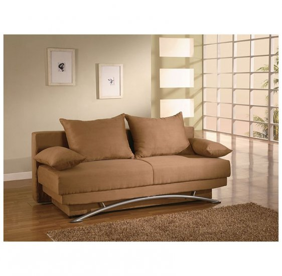 Gb-F023-HP08A // Convertable  Sofa bed with Storage