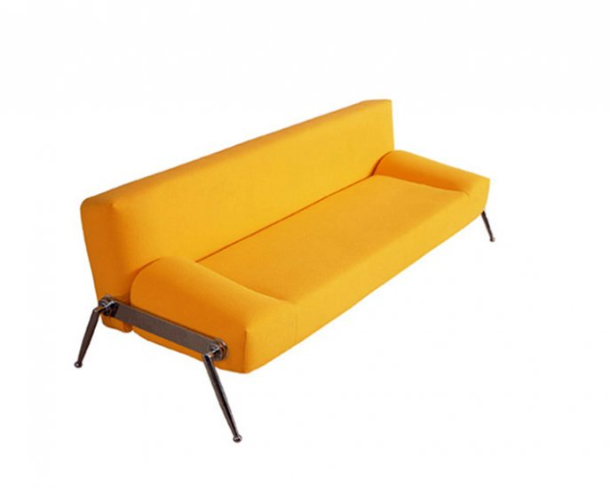 ID-LK10  //  Ultra Modern Yellow Sofa