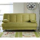 SS-VEGAS G // Vegas Lt green Sofa Bed