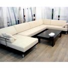 WSI CF-151 // Napoli Microfiber Sectional Sofa with Chaise