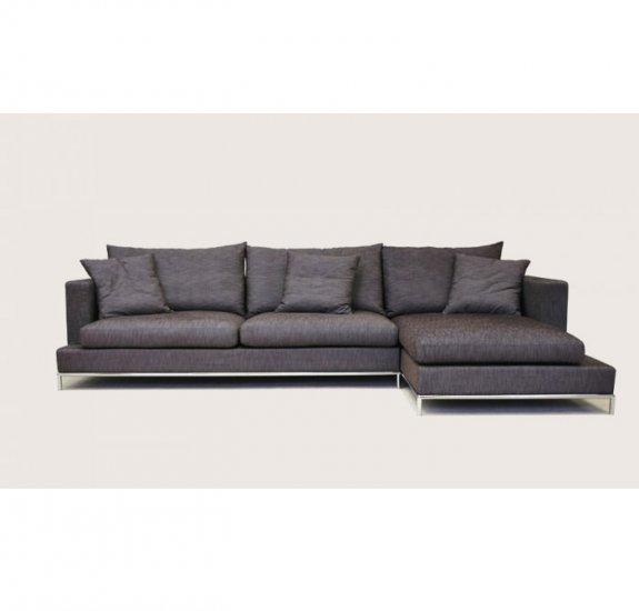 Bn_Simena  //  Simena Fabric Sectional Sofa