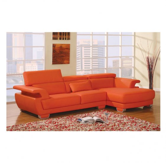 CR-VE  //  Royal Collection Leather Sectional