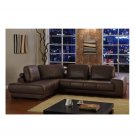 CR-Sonata // Style and Comfort Level Sectional Sonata w/ Adjustable Headrests