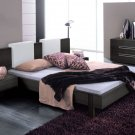 Modern Designer Bedroom Set With Platform Bed From Gap