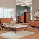 Modern Design and Unique Euro Style Wooden Bedroom Set