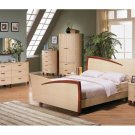 Messina contemporary Bedroom set (Queen/King)
