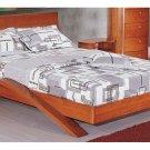 BH-Tyra // Extraordinary Modern Platform Bed Tyra