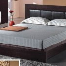 BH-Pareto  //  Pareto Elegant Wenge Solid Wood Bed